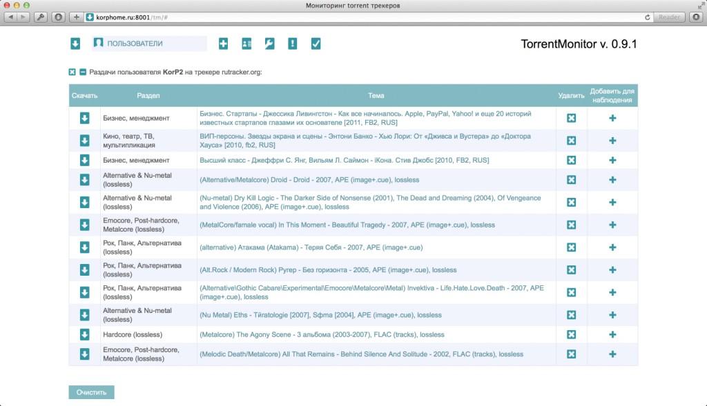 Мониторинг torrent трекеров 2014-01-27 14-54-16